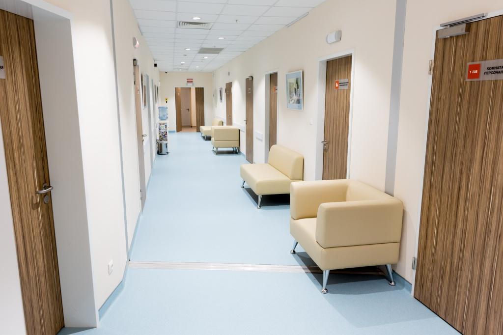 Консультативно-диагностический центр объединяет разные врачебные специализации